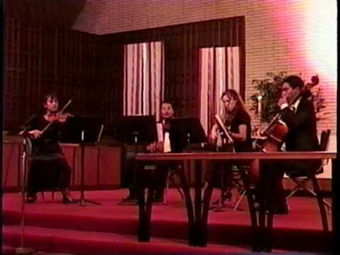 "Haydn ""Emperor"" Quartet, Opus 76, No. 3 - mvt. 2"