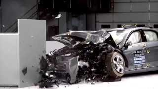 mercedes benz e class e350 w212 2014 crash test