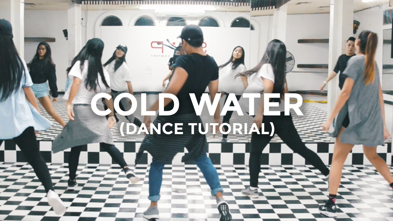 Cold water dance tutorial major lazer feat justin bieber cold water dance tutorial major lazer feat justin bieber besperon choreography coldwater baditri Images