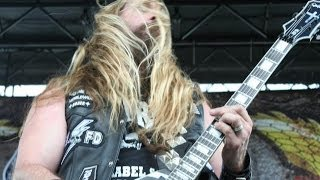 BLACK LABEL SOCIETY &quotForever Down&quot Live