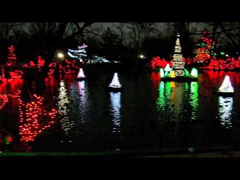 December 13, 2014 – Cincinnati Zoo Festival of Lights: Musical Light Show