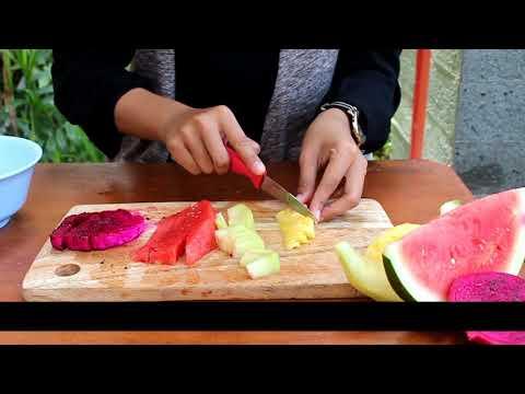 How to Make Fruit Soup by Dinda (LIA Malang)