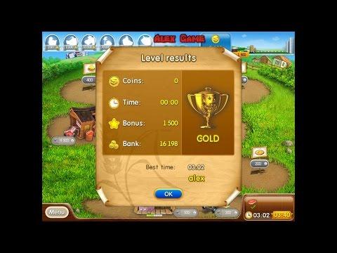 Игра Веселая ферма 4 - скачать, на компьютер, играть