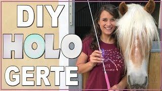 DIY HOLO Gerte ♥  super easy in 5 Minuten gemacht! FY-Tech SPG Live