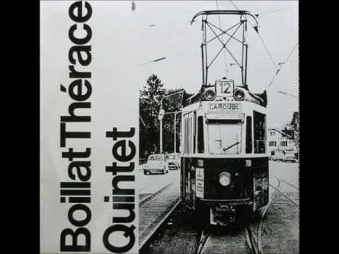 Gibraltar- Boillat Therace Quintet