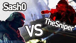 Sash0 Vs The Sniper | Ghost Recon Phantoms (2018 Edition)