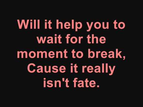 All Time Low - Actors [Lyrics on Screen]