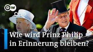 Prinz Philip - sein Leben an der Seite der Queen | DW Nachrichten