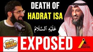 Salafi Scholar of Smile 2 Jannah Uthman al-Khamees Accepts Ahmadiyya Viewpoint : Death of Isa (as)