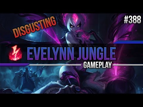 Evelynn (Jungle): Disgusting #388 [Lets Play] [League of Legends] [German / Deutsch]