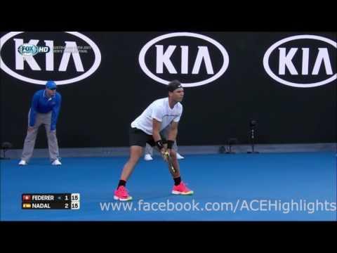 Federer vs Nadal Australian Open 2017 Final full match