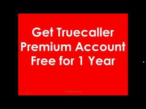 truecaller premium redeem code 2018