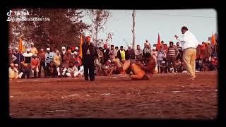 Harikesh Pahlwan🆚 Prawesh Pahlwan#kusti Dangle Video