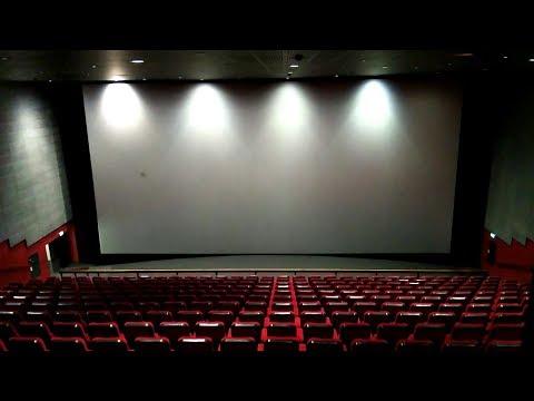IMAX   Pathe   Schouwburgplein   Zaal 5   Verbouwing   Timelapse  