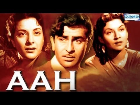 Aah (1953) {HD} - Hindi Full Movies -  Raj Kapoor, Nargis & Pran - Hit Movies - With Eng Subtitles