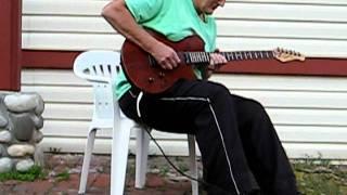 Guitar John - Vernon, BC (2)