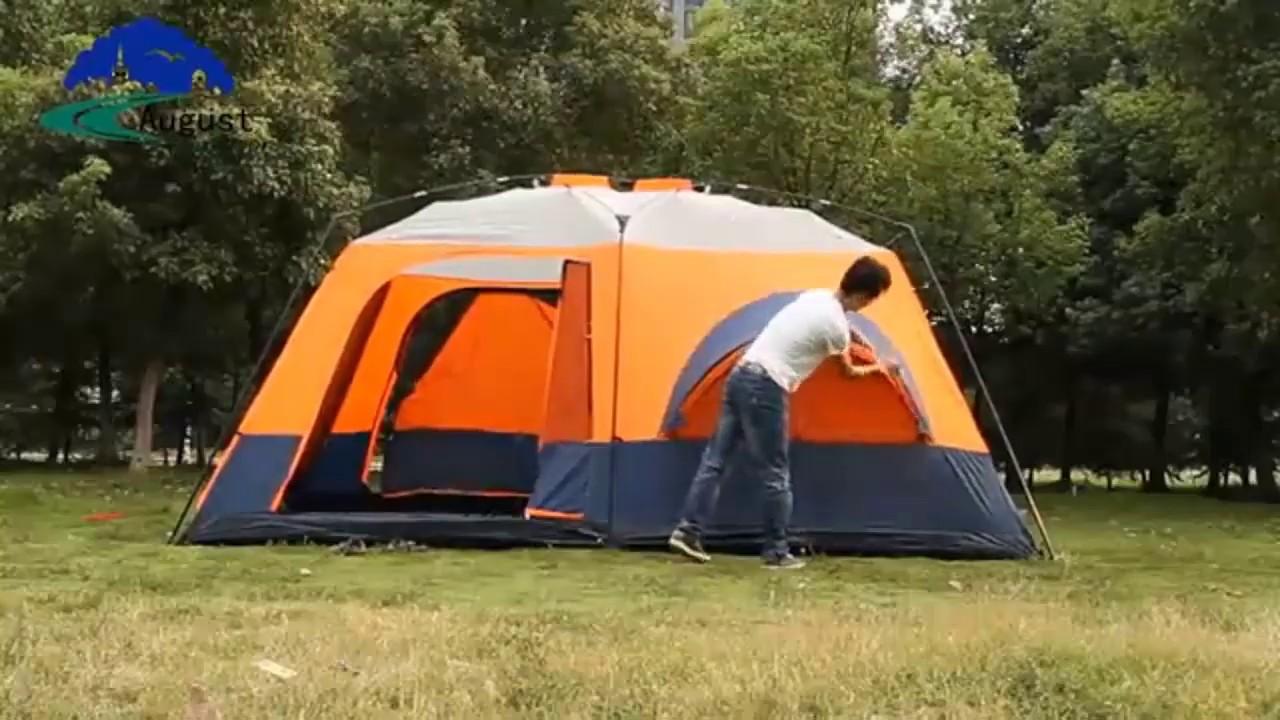 Самые крутые палатки в мире | Обзор БОЛЬШОЙ палатки с Алиэкспресс |Кемпинговая палатка с Алиэкспресс