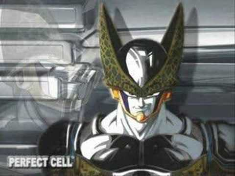 DBZ  Perfect Cell Theme