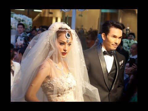 ขวัญ อุษา อั้ม อธิชาติ งาน Diamond Wedding Anniversary Celebration (VDO BY POPPORY FASHION BLOG)