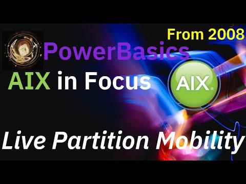 Live Partition Mobility (LPM)