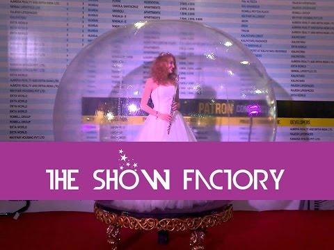 Spherical Flutist #uirpl #theshowfactory