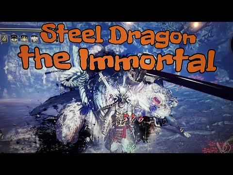 Nioh:Immortal dual swords/Steel Dragon build/last patch
