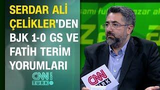 Serdar Ali Çelikler'den BJK 1-0 G.Saray ve Fatih Terim yorumları - Pazar Akşamı Futbol 27.10.2019