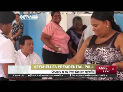 Seychelles to go into presidential election runoffs
