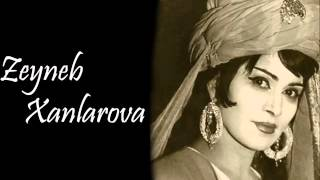 Zeyneb Xanlarova - Esen yeller  (orijinal CD)