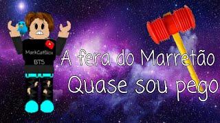 Roblox - O MARRETÃO ASSUSTADOR (Flee the Facility)