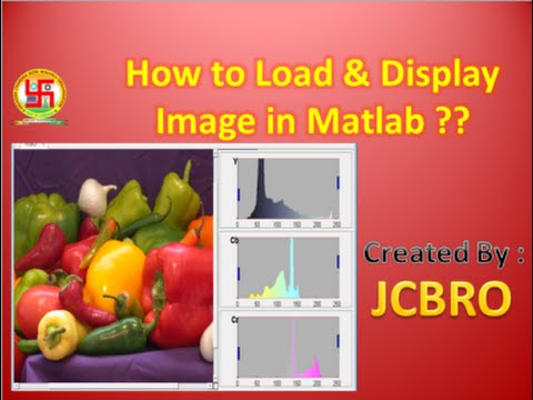 How to load and display Image in Matlab????