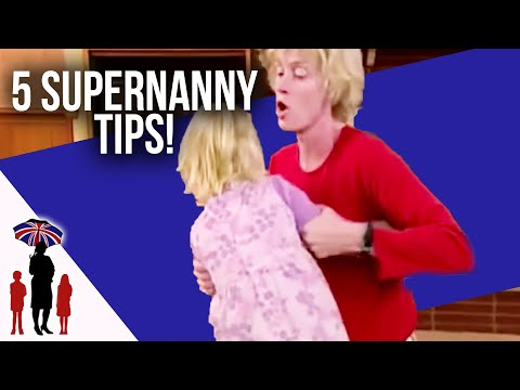 5 Essential Parenting Tips | Supernanny