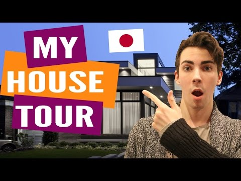 Japanese House Tour - My Sharehouse In Tokyo!!!