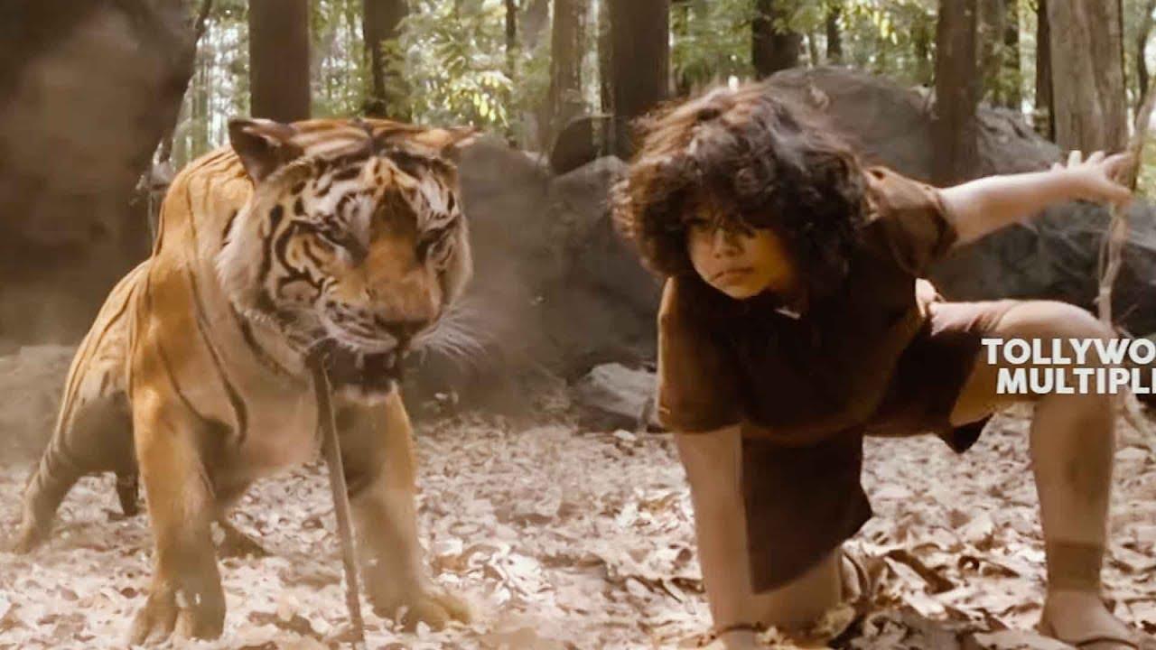 Download Mohanlal Best Tiger Action Scene | Namitha | Kamalinee Mukherjee | Lal | Tollywood Multiplex
