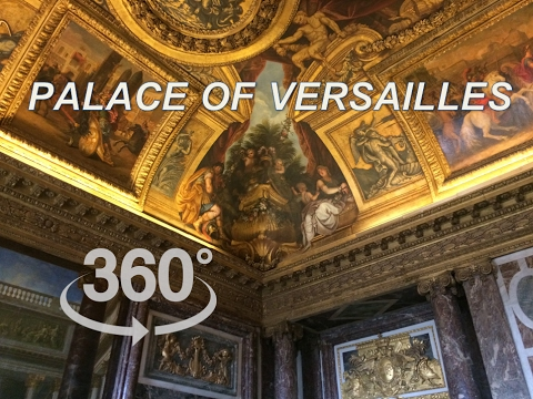 VR 360 / Palace of Versailles, France (near Paris)