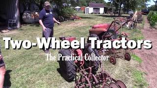Two-Wheel Tractors - The Practical Collector