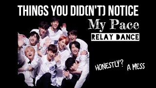 THINGS YOU DID(N'T) NOTICE in My Pace Relay Dance  // Stray Kids