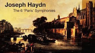 Haydn The Complete Paris Symphonies L Ours La Poule La Reine reference rec K Sanderling