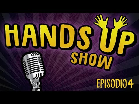 HANDS UP SHOW - s01EP4 - THEA Awards, Walibi Belgium, Animal Kingdom, Le Pal...