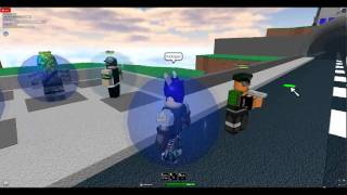 Noob on roblox episode 1!