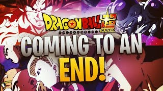 Dragon Ball Super Coming To An End! Last Episode Tonight!