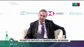 MASSA Y PICHETTO EL CRUCE DE DOS EX SOCIOS