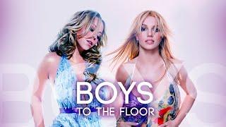 Mariah Carey & Britney Spears - Boys To The Floor thumbnail