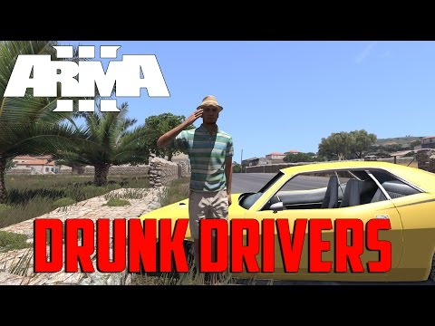 City Life 3 - Drunk Drivers