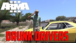 City Life 3 - Drunk Drivers