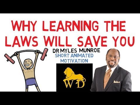 IF YOU LIKE COMPLAINING, THIS IS FOR YOU lol by Dr Myles Munroe (Must Watch)
