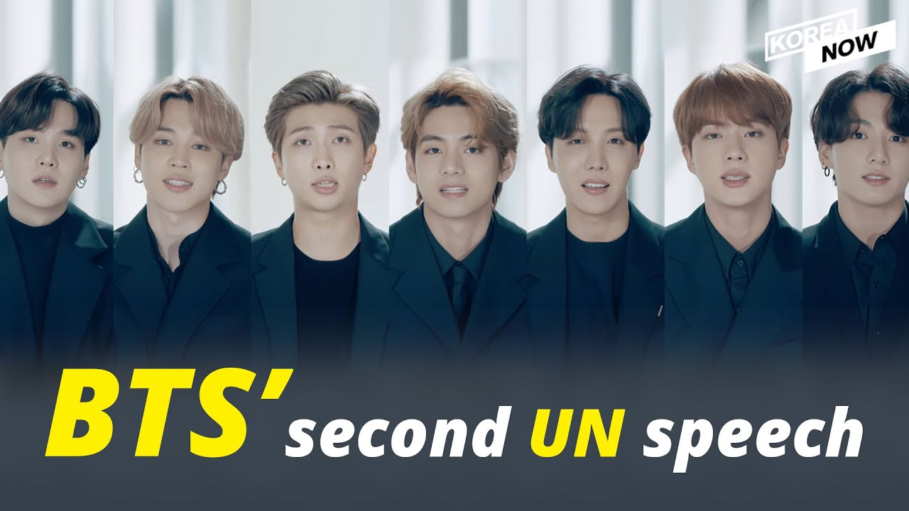 """BTS' virtual message to world: """"Life goes on, Let's live on"""""""