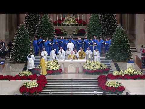 Angels we have heard on high - National Shrine 2016