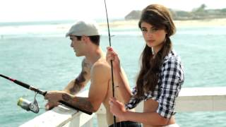 WHITE CROSS - SWEET NOTHINGS - TAYLOR HILL AND MAX SILBERMAN - MALIBU PIER