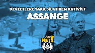 7 yıl büyükelçilikte esir kalan hacker: Julian Assange kimdir?